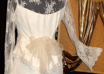 Flora Gauthier, création de robes de mariée sur mesure