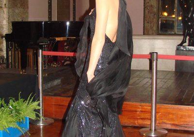 Flora Gauthier, création de robes de cérémonie sur mesure