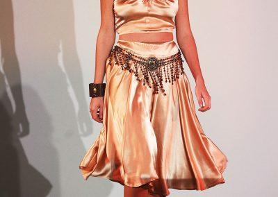 Flora Gauthier, création de robes sur mesure
