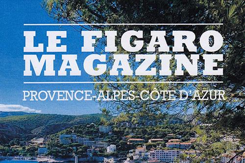 Publication Le Figaro Magazine - 27 Mars 2021